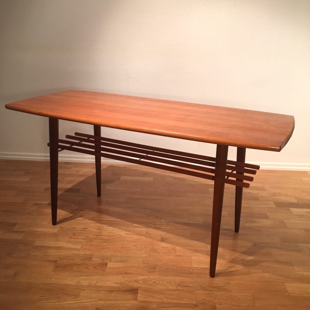Bord teak Swedish Retro